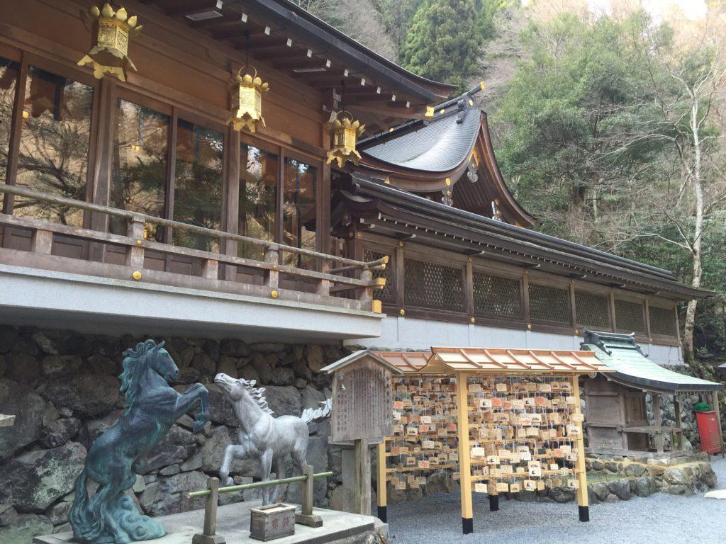 Kibune, a piece of old Japan