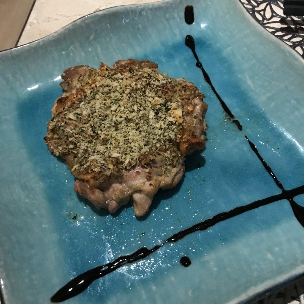 Grilled Pork - BLUE Blue Menu