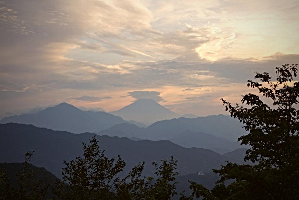 Takao Sunset
