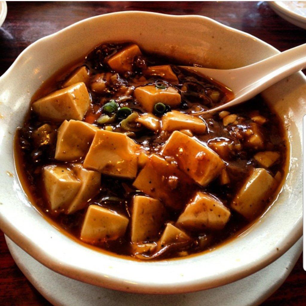 Mabo Tofu at Toka Saikan