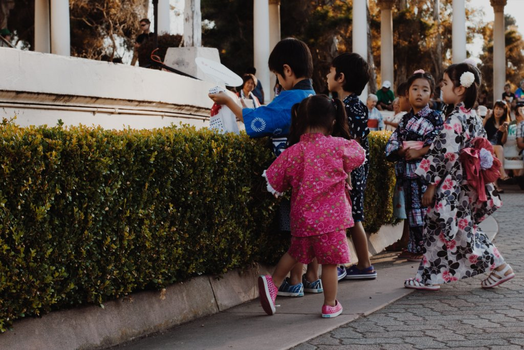 Yukata is for all ages