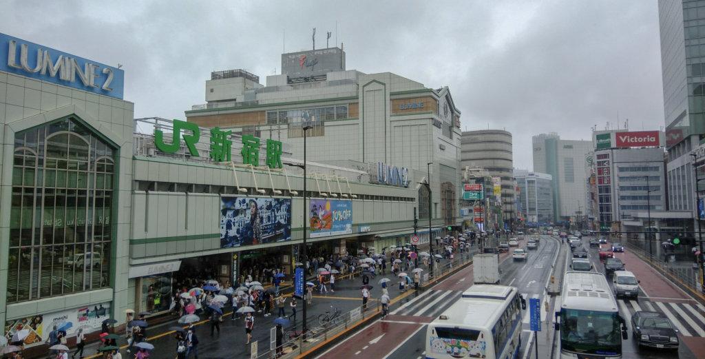 Tokyo that Mitsuha was craving to see.