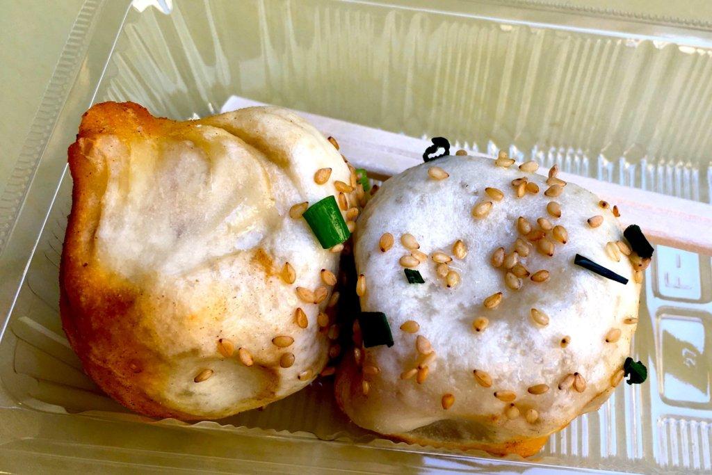 Crispy Soup Dumpling by Ryuuki
