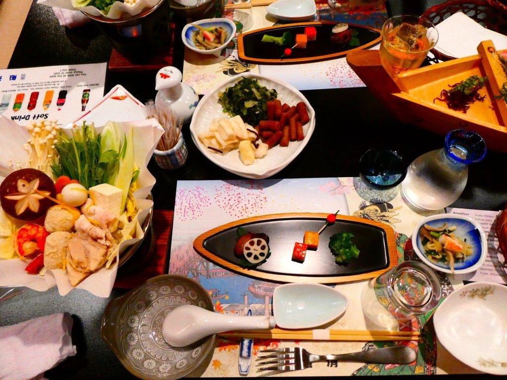 Dinner Yakatabune